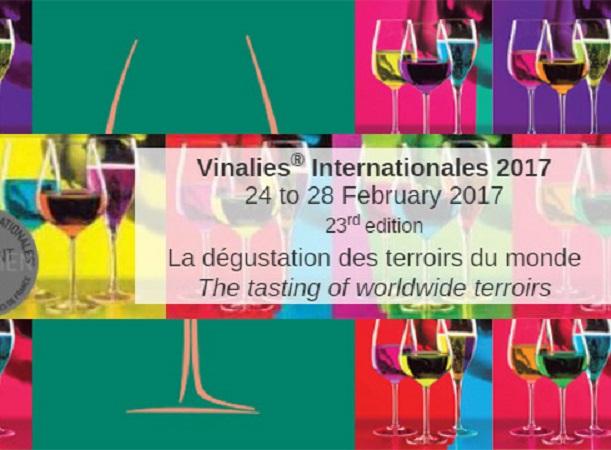 Vinos uruguayos premiados en Vinalies Internationales 2017